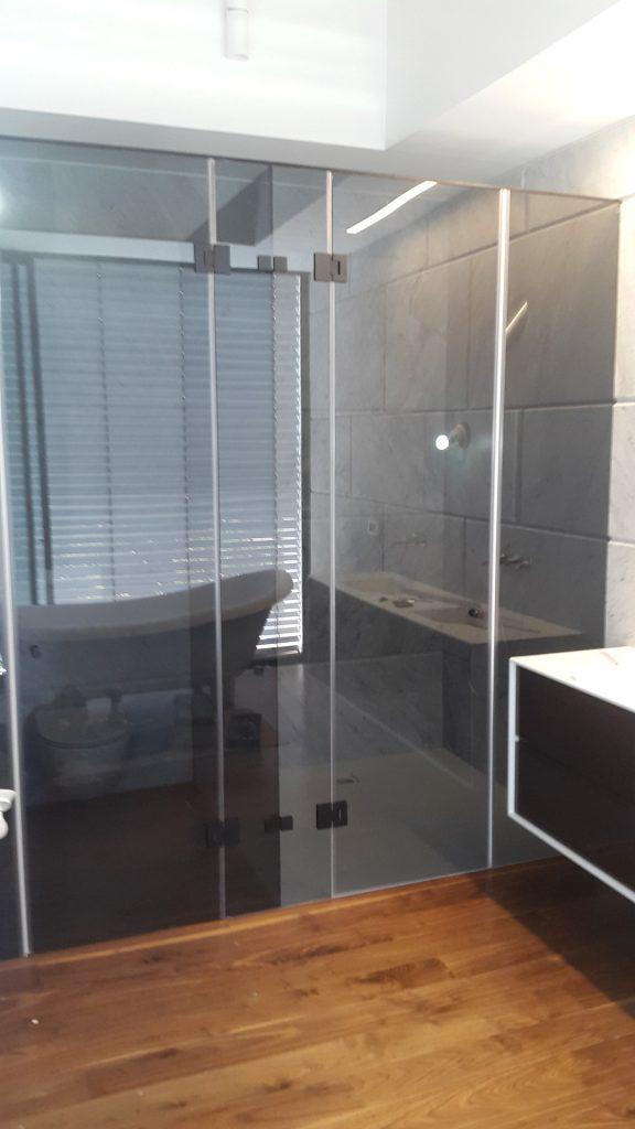 מקלחוני זכוכית (Large)