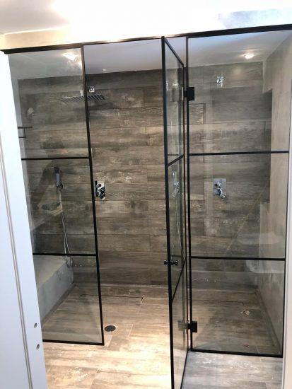 התקנת מקלחונים: להיעזר בבעל מקצוע מנוסה
