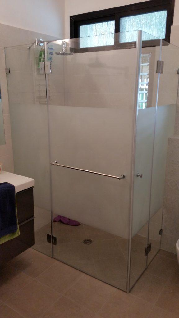 מקלחונים מעוצבים בהתאמה אישית
