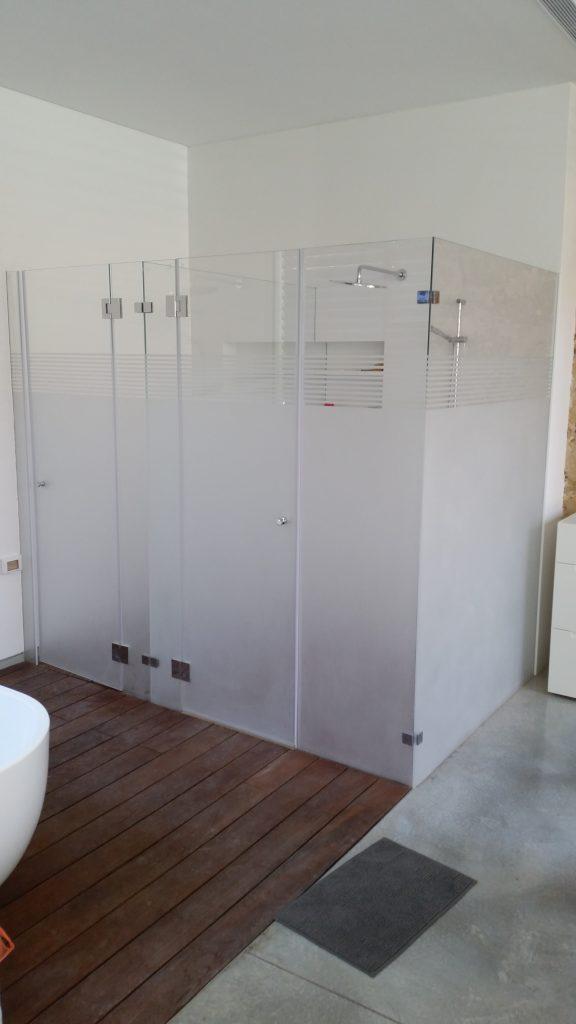 התקנת מקצועית של מקלחונים