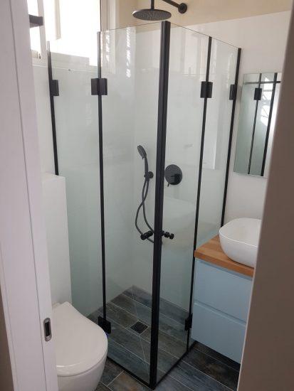 התקנת מקלחונים לפי מידה
