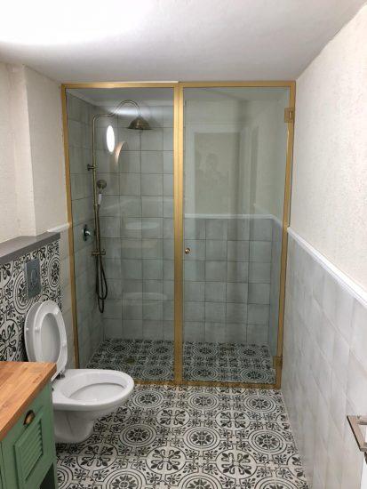 מקלחונים מעוצבים לאמבטיה